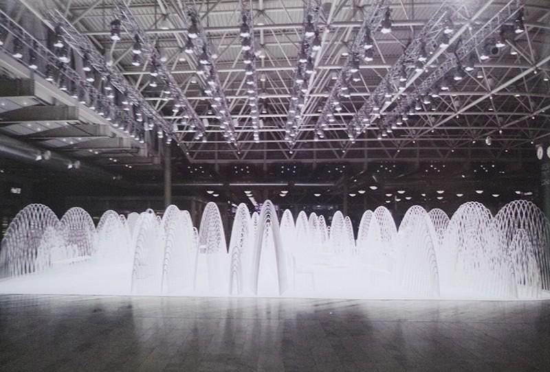 家具展展台设计搭建-波镨展览1