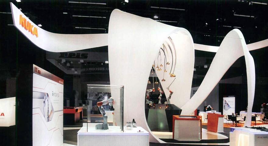 广州展览设计搭建-波镨展览