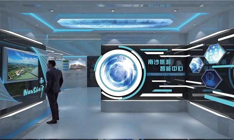 展廳設計搭建-波鐠展覽